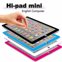 English Early Learning Study Machine Baby Tablet Educational Toys Electronic Language Study Table Learning Machine Mini Pad