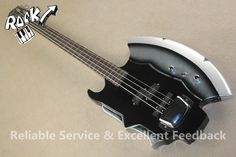 good cheap price cort gene simmons axe guitar 4 strings electric bass guitarra in stock for sale. Black Bedroom Furniture Sets. Home Design Ideas