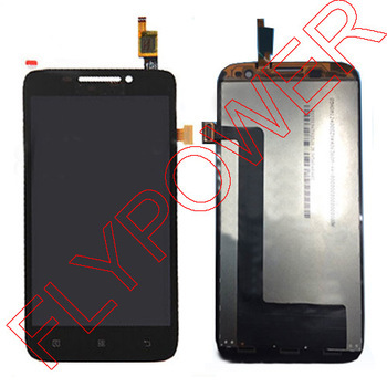Replacement Parts Black LCD Display Touch Screen Digitizer Assembly for Lenovo A859 By Free Shipping;10PCS/LOT led телевизор samsung ua48ju6800jxxz 48 4k wifi led