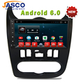 "Jasco 9 ""Android 6.0 Coches Reproductor de DVD Gps para Renault Duster/Logan/Sandero Auto 3G Radio Stereo Audio Video"