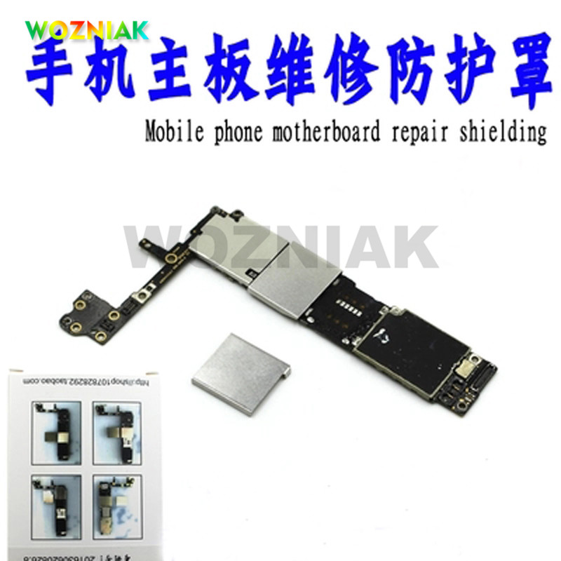 WOZNIAK Mobile Phone Motherboard Repair Chip Protective Cover For iPhone 6 6s