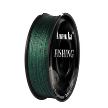 100M 110Yards PE Braided Fishing Line 4 stands 8LB 10LB 20LB 60LB 80LB Multifilament 100% PE Braided Fishing Line