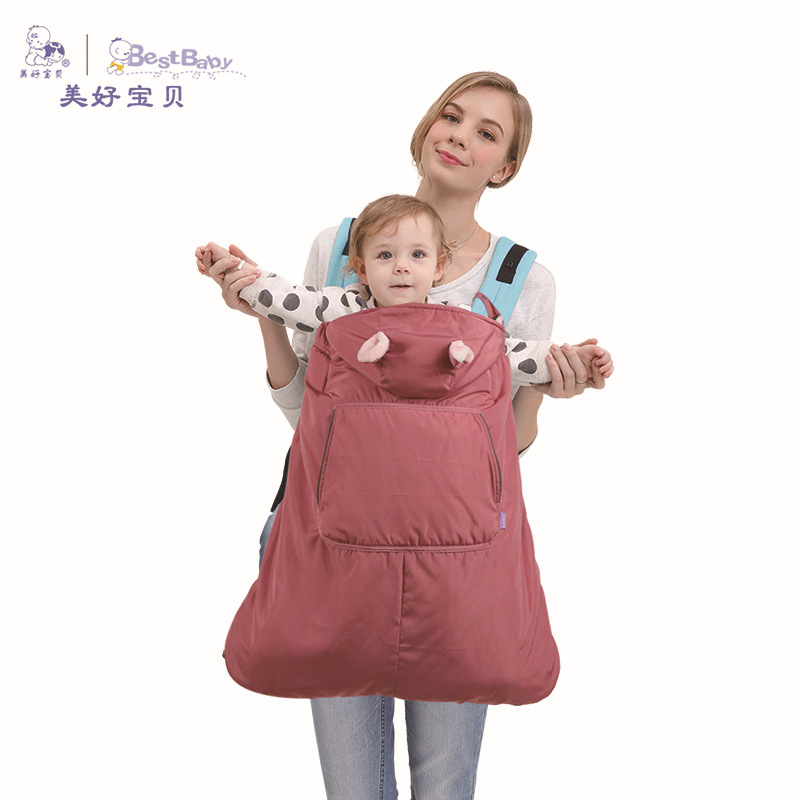 Best Baby New High Quality Three Color 0-36months Baby Carrier Sling Rainproof Comfortab ...