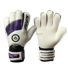 free shipping children s goal keeper gloves sg570s No 6