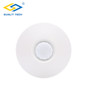 Image 2 - 3pcs/Lot Wired 360 Degree Ceiling Mounted PIR Sensor Infrared Indoor Motion Detector for Burglar Alarm Home Security System