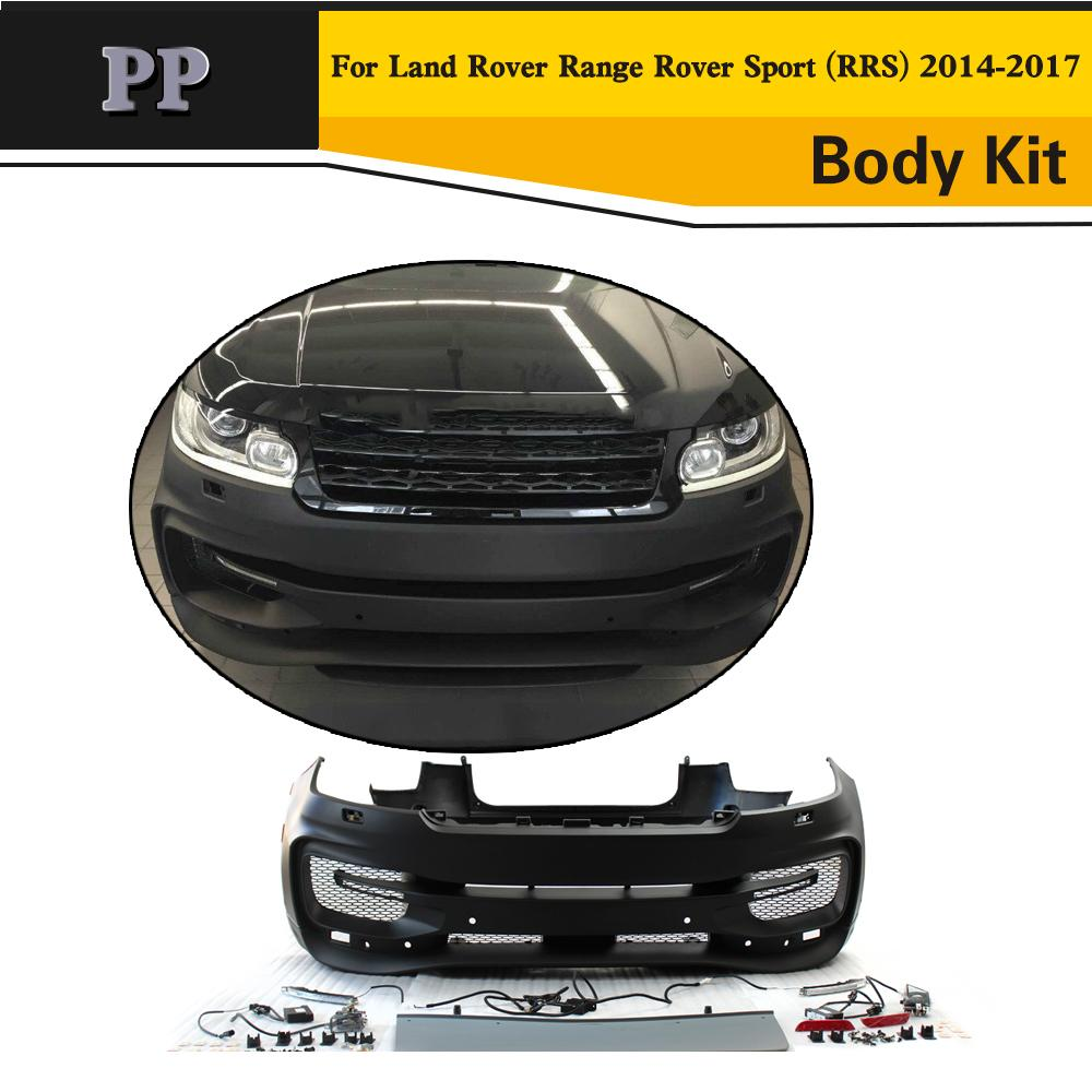 PP Auto body kit Car body styling kit For range rover sport startech 2014-2017