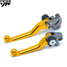 FOR SUZUKI DR250R 97-00 DRZ400SM DRZ400S 00-15 RMX250S 93-98 RMZ450 05-16 Universal Dirt Bike Motorcycle Brake Clutch Levers
