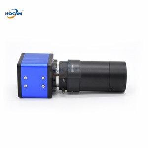 Image 3 - 1920P 1080P CamHi אודיו מיני WIFI תיבת IP מצלמה מקורה אלחוטי אבטחה P2P Onvif CCTV TF כרטיס חריץ 5 100mm ידני זום עדשה
