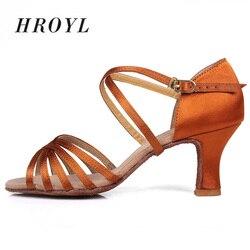 حار مبيعات النساء أحذية الرقص اللاتينية كعب قاعة الرقص أحذية رقص للنساء السيدات الفتيات تانغو الأحذية 5 سنتيمتر و 6.5 سنتيمتر