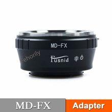 MD-FX Adapter for  MD Mount Lens toX Mount X-E1 Mirrorless Cameras цена в Москве и Питере