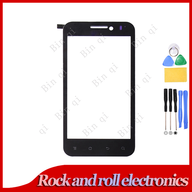 Black Touch Screen Digitizer glass lens For Huawei U8860 Honor + tools