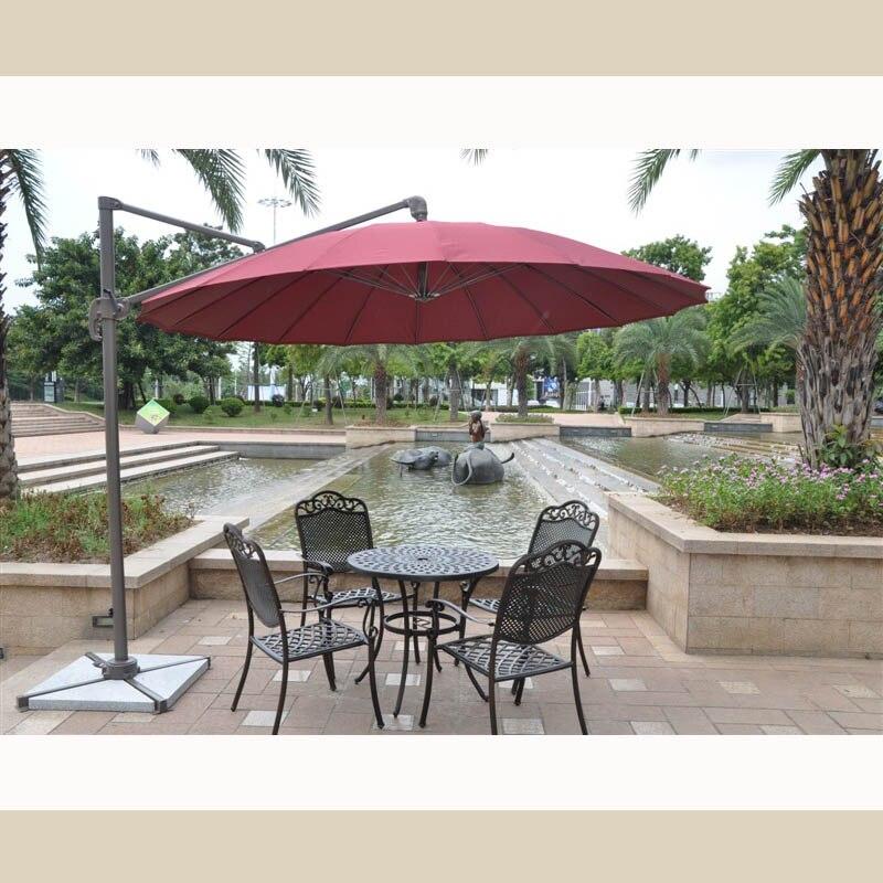 Secular Casual Outdoor Furniture Patio Terrace Sun Umbrella Celi Factory Direct