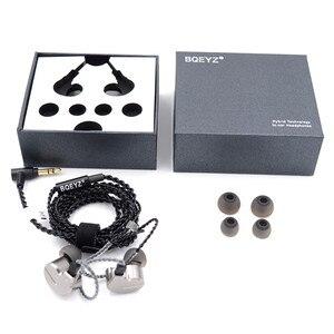 Image 5 - BQEYZ auriculares KB1 1BA 2DD variados HIFI para correr, auricular para audífonos de 0,78 Pines, Cable Reversible, KC2 BQ3 V80 ZST ZSN T3 T2