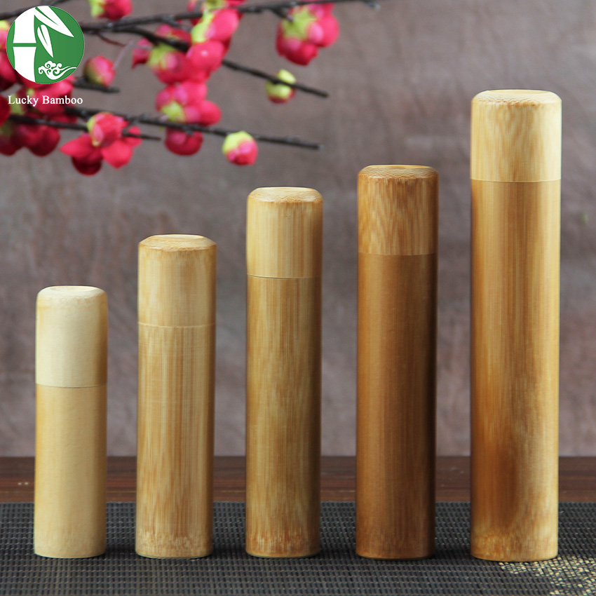 12 types mini bamboo tea storage box airtight with lid vintage spices jar wood handmade incense stick holder traveling canister & ?12 types mini bamboo tea storage box airtight with lid vintage ...