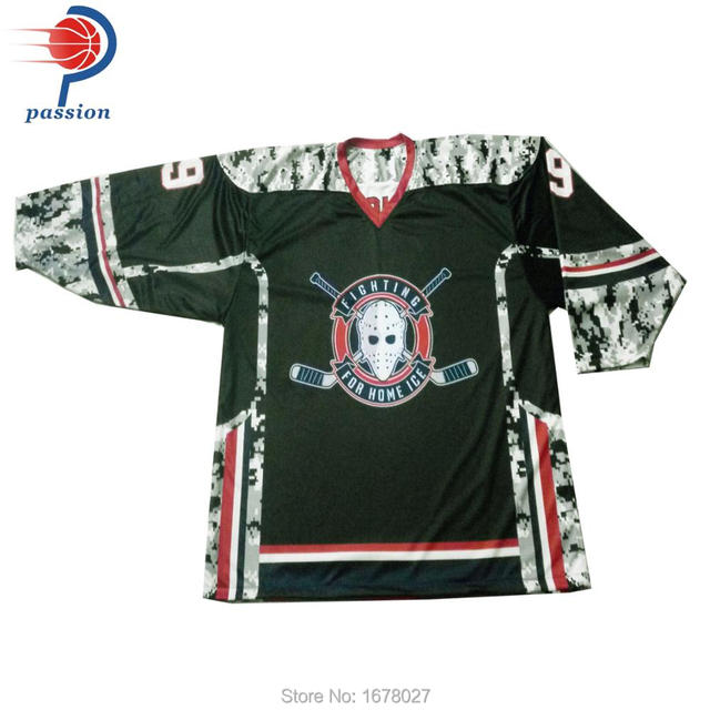 Custom make personalized your own team ice hockey jerseys -in Hockey ... 0908170b989