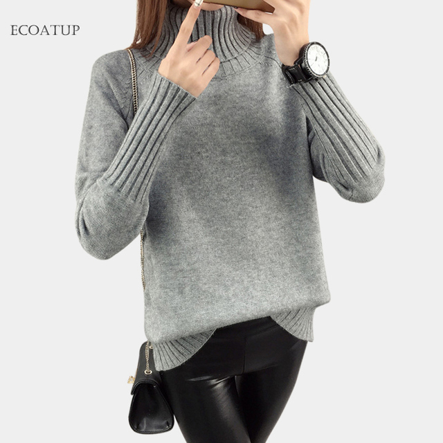 Aliexpress.com : Buy Winter Thicken Warm Oversize Sweater Women ...