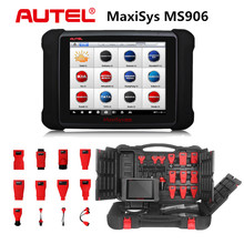 Original AUTEL MaxiSYS MS906 Replace of Autel MaxiDAS DS708 Diagnostic Tools Autel MS906 Update Software Online Multi-Language