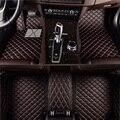 Кожаный коврик для вспышки  автомобильные коврики для Ford escort fiesta mondeo Focus Fiesta Edge Explorer aurus S-MAX F150 Everest mustang