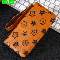 I6 6S Top Quality Deluxe Wallet Style Brand Case For Apple IPhone 6 6S Plus Genuine