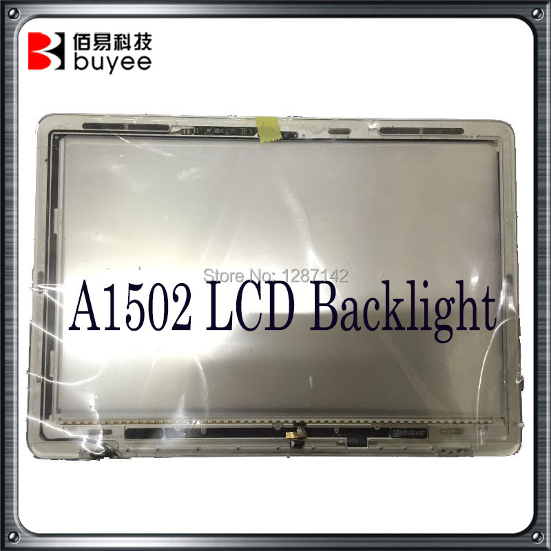 Geniune New 13Inch Laptop For Apple Macbook Pro Retina 13'' A1502 LCD Back Screen Backlight 2013 2014 2015 Year