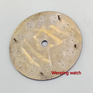 Image 5 - 29 mm Series Dial diameter size Watch part watch face miyota 8215 821A mingzhu 2813 3804 automatic movement P868