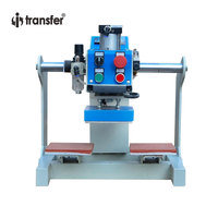 i transfer Logo Pneumatic Heat Press Machine Logo Press Sublimation 20 x 20 CM Printer HPM 1824