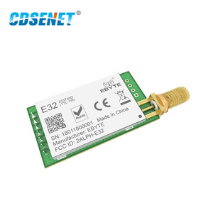 Image 3 - SX1278 LoRa 433MHz 30dBm 1W Serial Port Transceiver E32 433T30D SMA Long Range 433 MHz rf Transmitter and Receiver