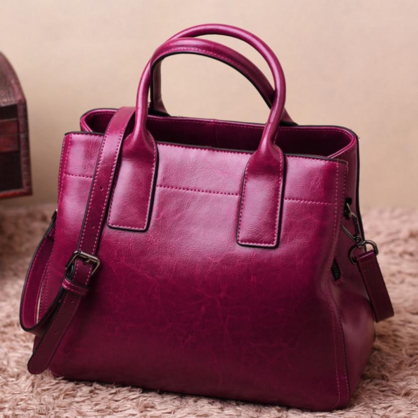 ФОТО European Station New Arrive Cow Leather Bags Boston pillow Shape OL Shoulder Bag Women Handbags Genuine Leather Messenger Bag