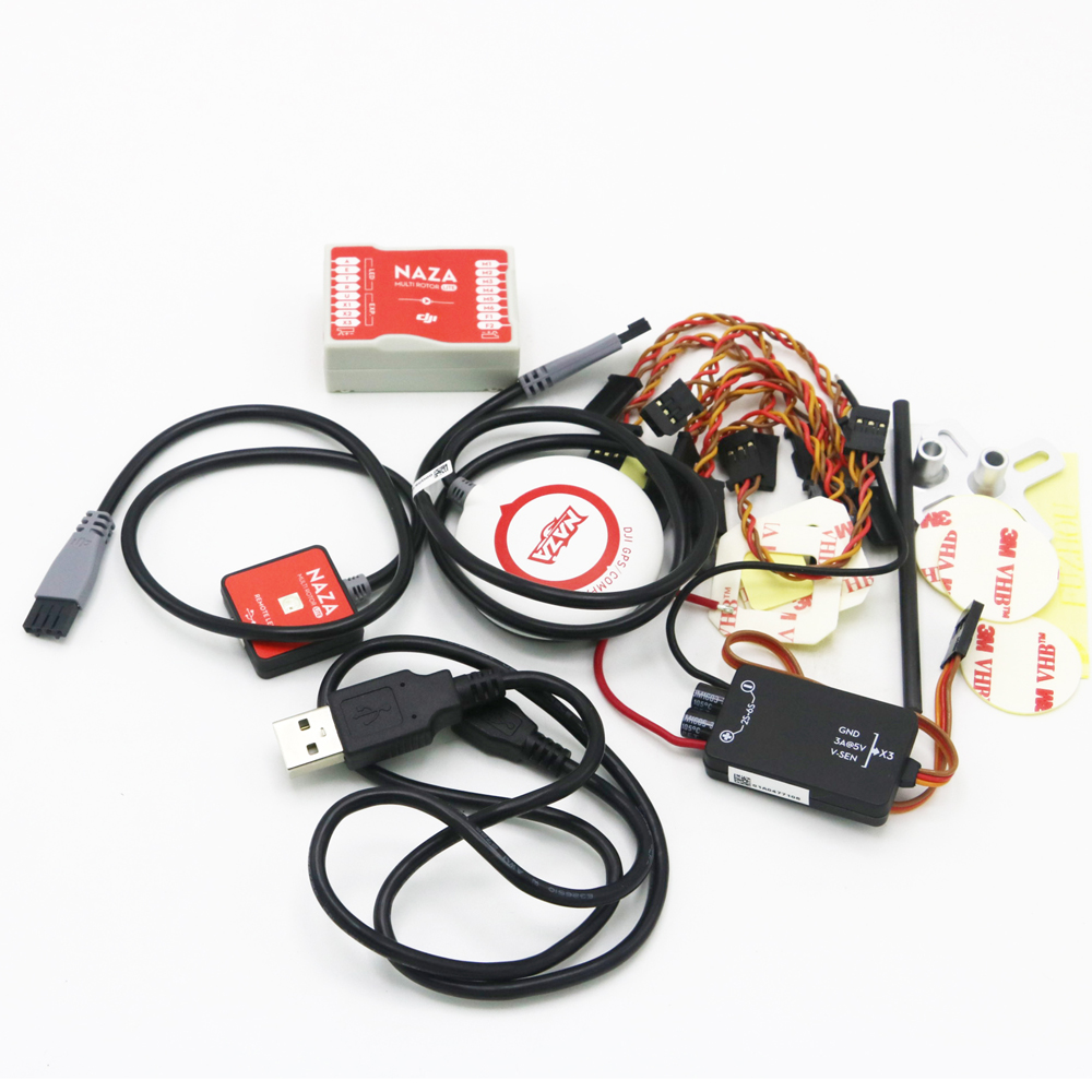 1set Naza-M Lite with GPS Combo Multi Flyer Version MG Flight Controller for  FPV Multicopter Quadcopter Helicopter dji naza m lite multi flyer version flight control controller w pmu power module