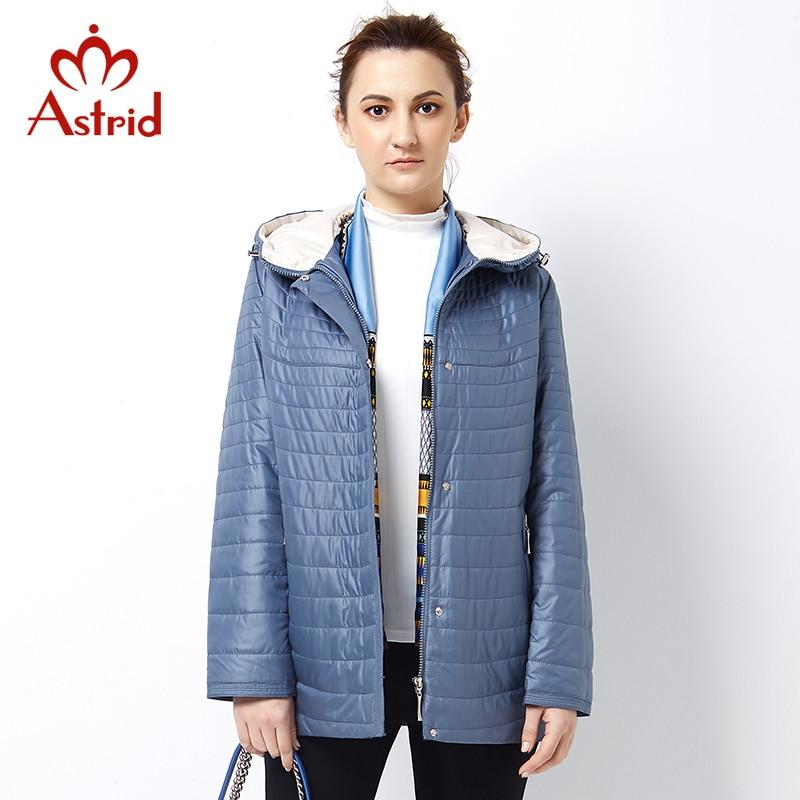 Automne 2532 Parkas vent Femmes Suis green Astrid Spéciale Blue light De Red Couleur Manteaux D'automne 2019 Coton Coupe Jacket Vestes Offre Mince Solide Gray n0P5xU