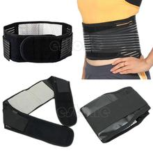 1 Pc Magnetic Heat Waist Therapy Belt Brace For Pain Relief Lower Back Support