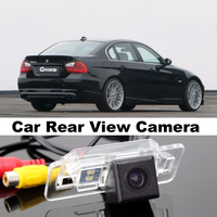 Car Camera For BMW 3 M3 E46 E90 E91 E92 E93 1998~2011 High Quality Rear View Back Up Camera For Top Gear Fans Use | CCD With RCA