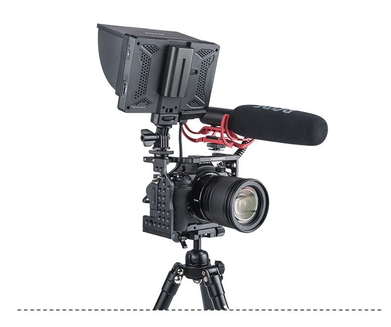 Quick Release L Plate Bracket Hand Grip Compatible with Sigma fp DSLR Camera Sigma fp-DB-09