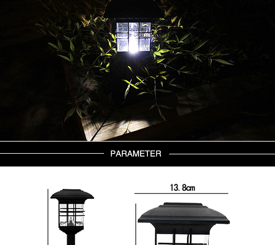 High Quality led solar lamp