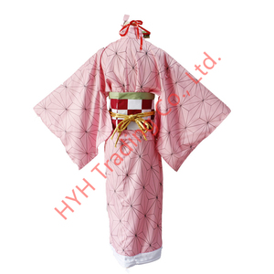 Image 5 - Женский костюм кимоно из аниме «рассекающий демонов»