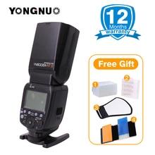 YONGNUO Official YN600EX-RT ii 2.4G Wireless HSS Master Flash Speedlite for Canon 750D 700D 650D 550D EOS Camera 600EX-RT/ST-E3