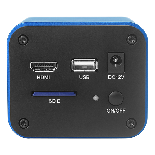 FYSCOPE CE ISO 1080 p 60fps Auto-focus c-mount HDMI + WIFI cámara CMOS