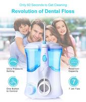 Oral Hygiene Dental Care Nicefeel newest model Water Flosser Waterjet 110~240V
