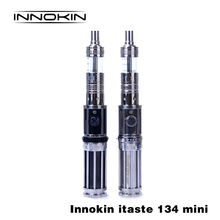 Original innokin itaste 134 mini electronic cigarette 18350 / 18500 battery huge vapor E-cigarette Mechanical Mod