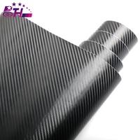 152cmx30cm Automobiles 3D Carbon Fiber Sheet Wrap Film Vinyl Motorcycle Car Stickers And Decals Auto Car