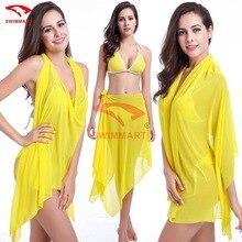 Europe United States Holiday Skirt 2017 New Sexy Bikinis Women Halter Dress Vintage Summer Beach Wear Print