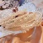 Dames Imitatie Grote Haarband Meisjes Haar Accessoires Vrouwen Elegante Hoofdband Wedding Party Bruids Haar Hoepel