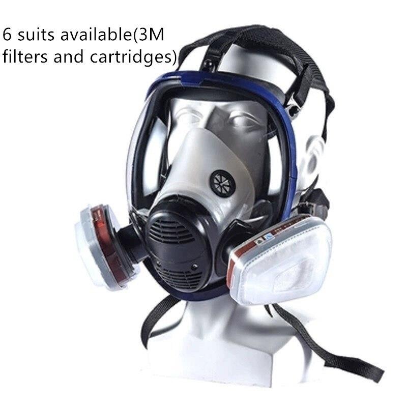 3m carbon filter mask