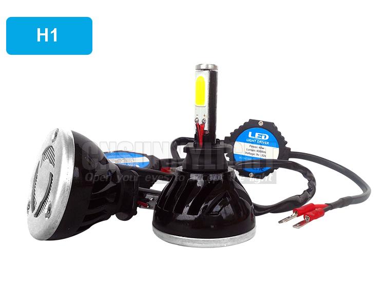 H4 H7 H13 H11 H1 9005 9006 COB LED Headlight 80W 8000LM Super Brigh Car LED Headlights Bulb Head Lamp Fog Light Pure White 6000K (25)