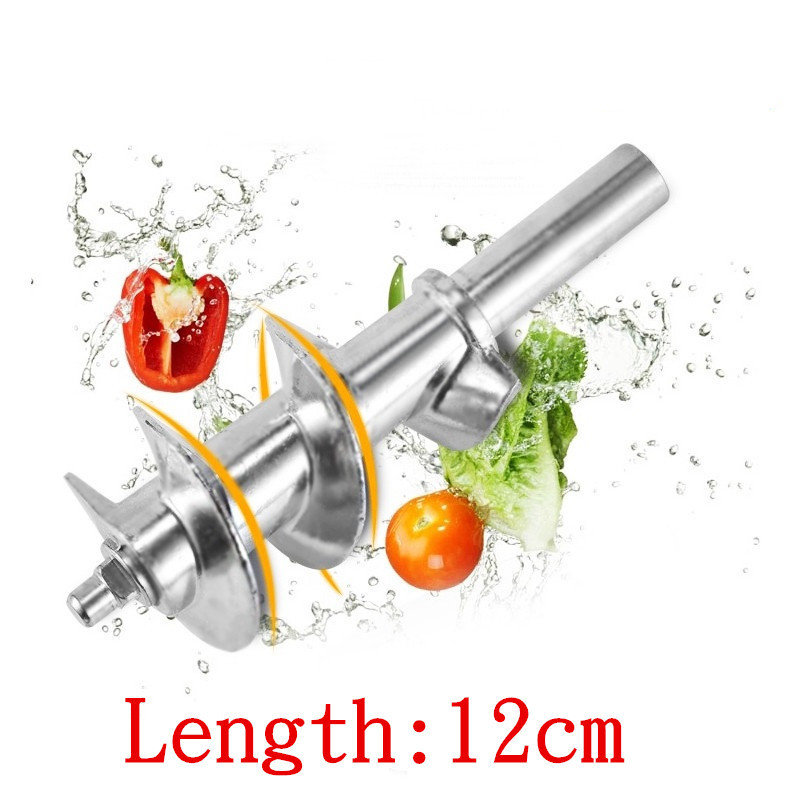 Meat Grinder Screw Mincer Auger Meat grinder parts Edible grade screw stick meat stick general purpose accessories High quality