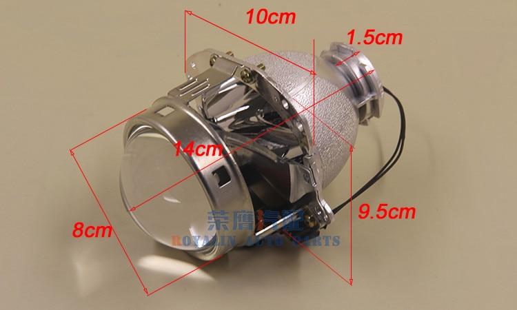 royalin hella evox r 2 d2s projektor scheinwerfer bixenon. Black Bedroom Furniture Sets. Home Design Ideas
