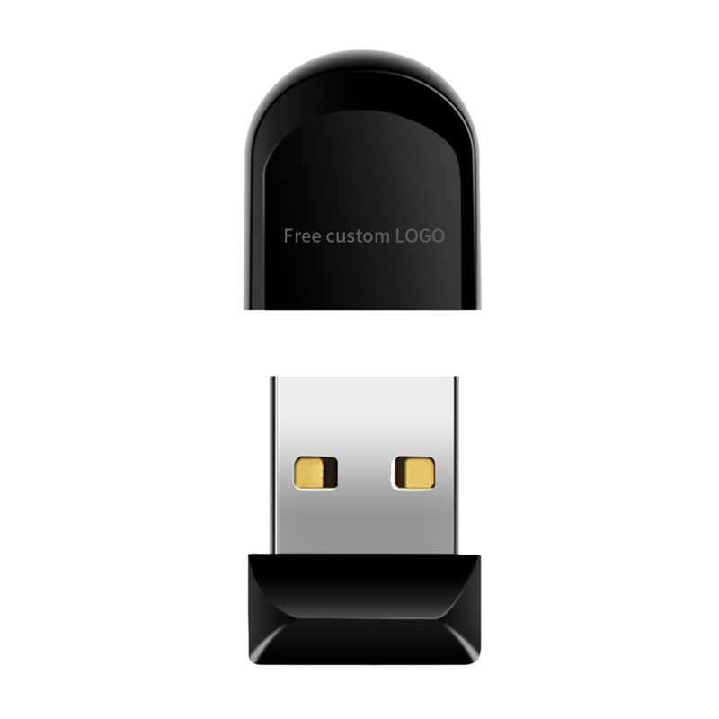 Flash Memory 128gb Black Mini Usb Flash Drive 32gb High Speed Usb3.0 Pen Drive 64gb Pendrive 16gb 8gb 4g Usb Stick Free Shipping-in USB Flash Drives from Computer & Office