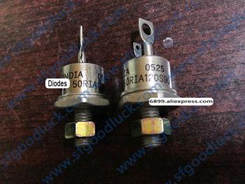 50RIA120S90 średniej mocy tyrystor kontroli kolejności faz 1200 V 80A do-65 (TO-208AC) przybliżona waga 28g tanie i dobre opinie Fu Li