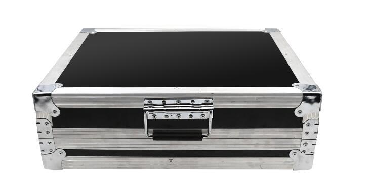 flight case for package quartz console stage light controller