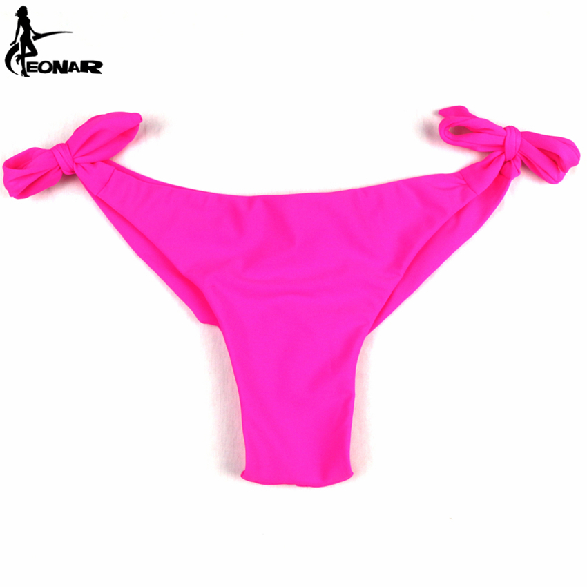 Bikini bottoms w side clips
